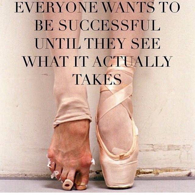 """Everyone wants to be successful until they see what it actually takes.""  #werk http://t.co/pxSyB7JL3G"
