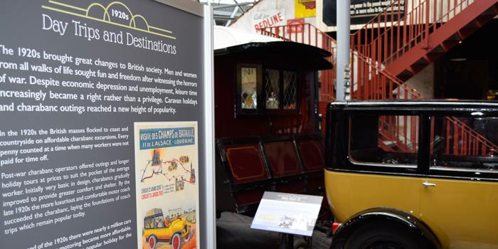 Thumbnail for Caravans & Charabancs at the National Motor Museum