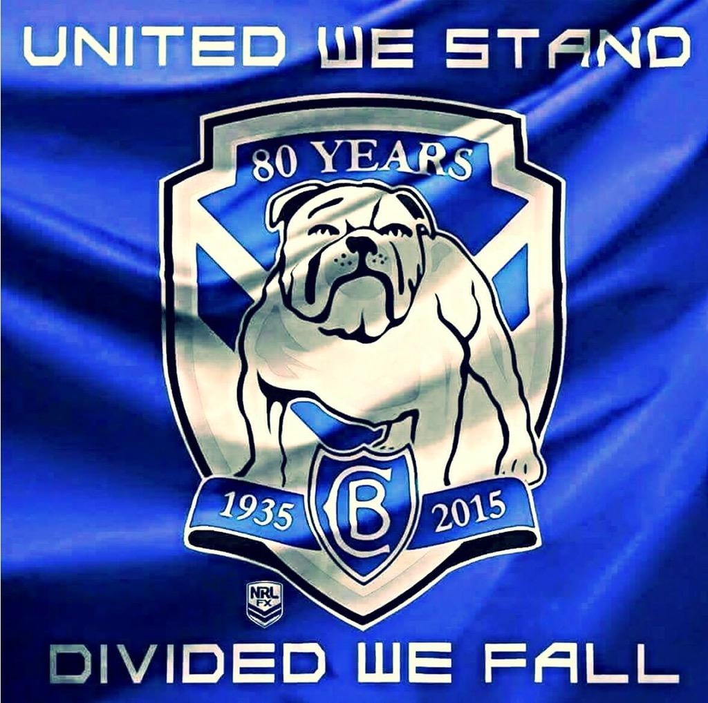 United we stand... Divided we fall.. #proudtobeabulldog http://t.co/pmTHCM2icC