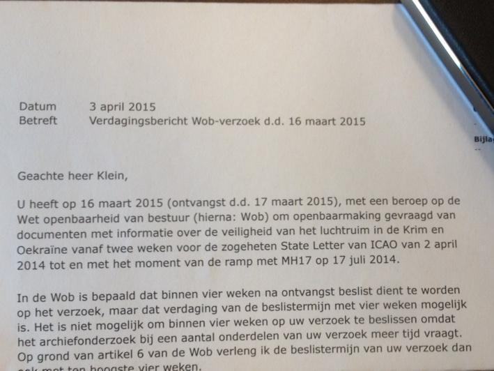 Long List Of Indications Showing The Dutch Are Not Very Keen In