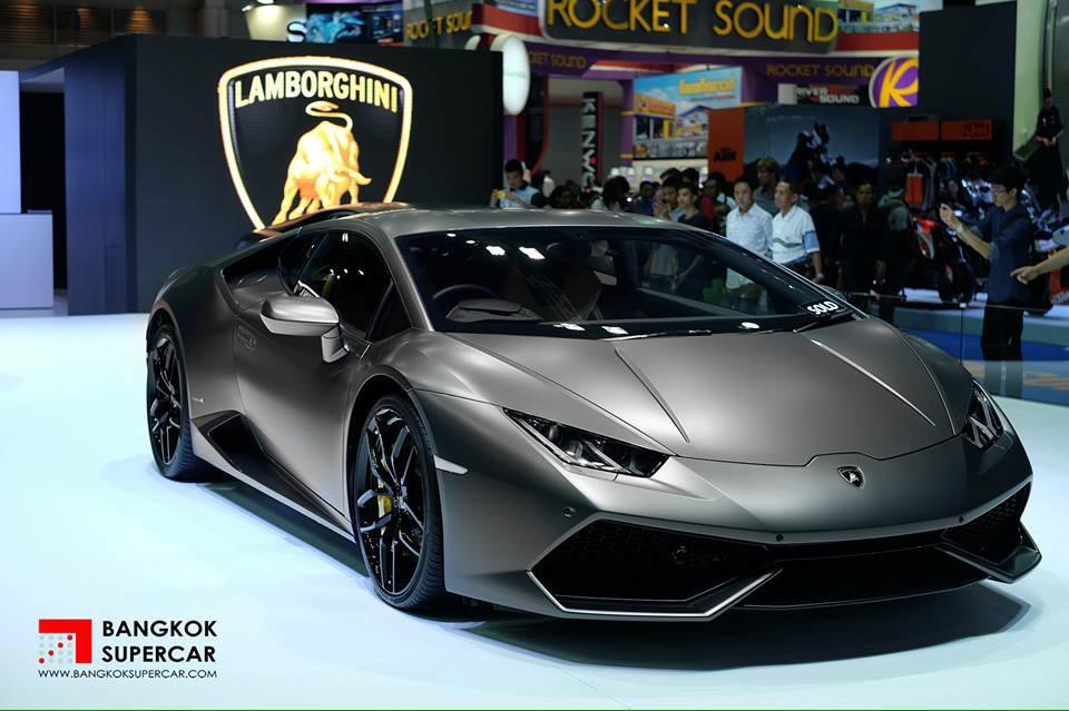 lamborghini madrid on twitter increible lamborghini huracan gris mate stunning lamborghini huracan matt grey bangkoksupercar httptcouhkh4o2sph - Lamborghini Huracan Grey