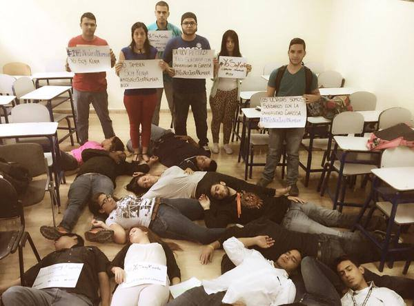 From Venezuela to South Africa, #GarissaAttack victims mourned by fellow students. #ComradesPower #147notjustanumber http://t.co/0GvtgKzoke