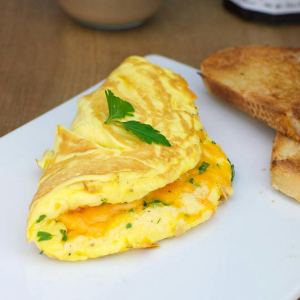 Resep Cara Buat Omelet Telur Praktis Dan Sederhana Untuk Sarapan Pagi