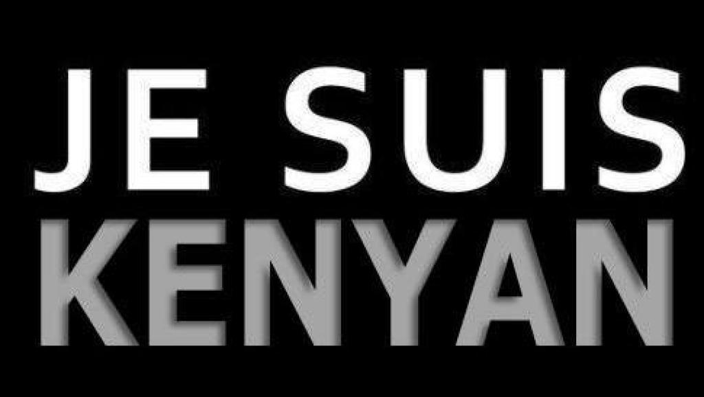 #JeSuisKenyan, les internautes se mobilisent sur Twitter http://t.co/TupaPpETlk