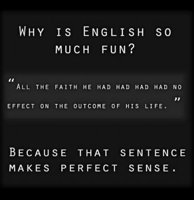 Why is english so much fun? :) http://t.co/Ldxwiz2XMy