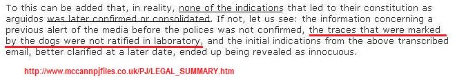 "According to the AG, Amaral ""knew"" diddly squat, he threw out EVERY allegation Amaral dreamed up #mccann http://t.co/StbJfjQVGz"