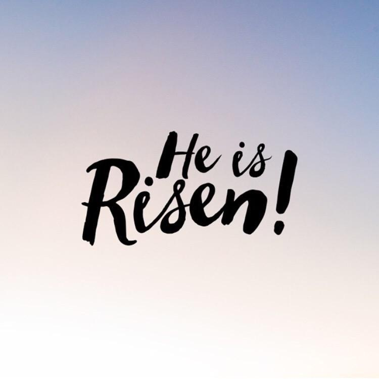 Praise God: He is Risen! #easter #sundaymiracle http://t.co/AH19Pf9XXd