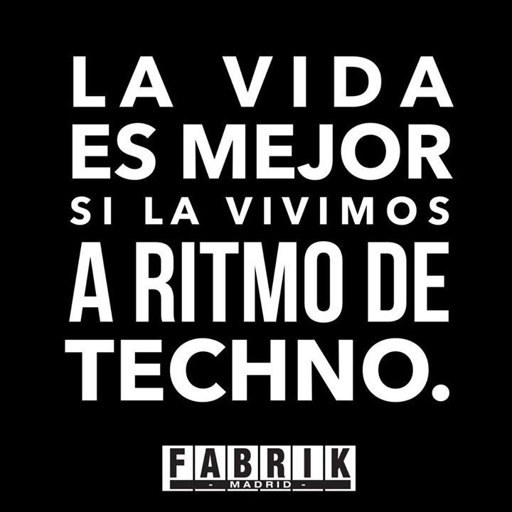 Fabrik Oficial On Twitter T E C H N O Httptco