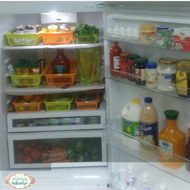 ترتيب الثلاجة from pbs.twimg.com