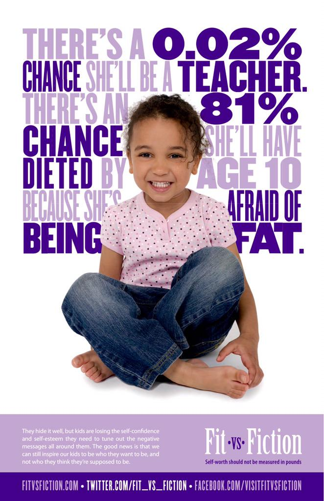"""isabella on Twitter: """"the distortion of children's body image http ..."""