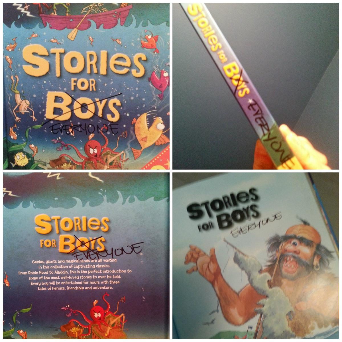 .@Igloo_Books my 9 month old son got one of your books for Easter.#likeaboy #likeagirl #likeaperson #lettoysbetoys http://t.co/rgAWH7ZfLI