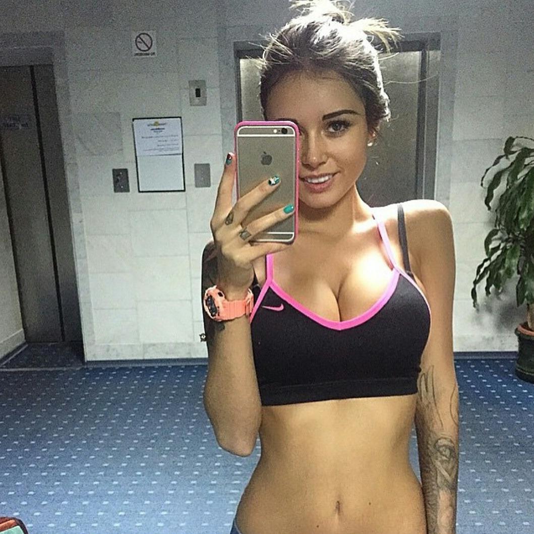 Selfie hot babe hyundai.multitvsolution.com: over
