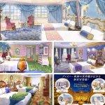 Image for the Tweet beginning: 東京ディズニーランドホテルには ♡シンデレラ ♡ふしぎ国のアリス ♡美女と野獣 ♡ティンカーベル