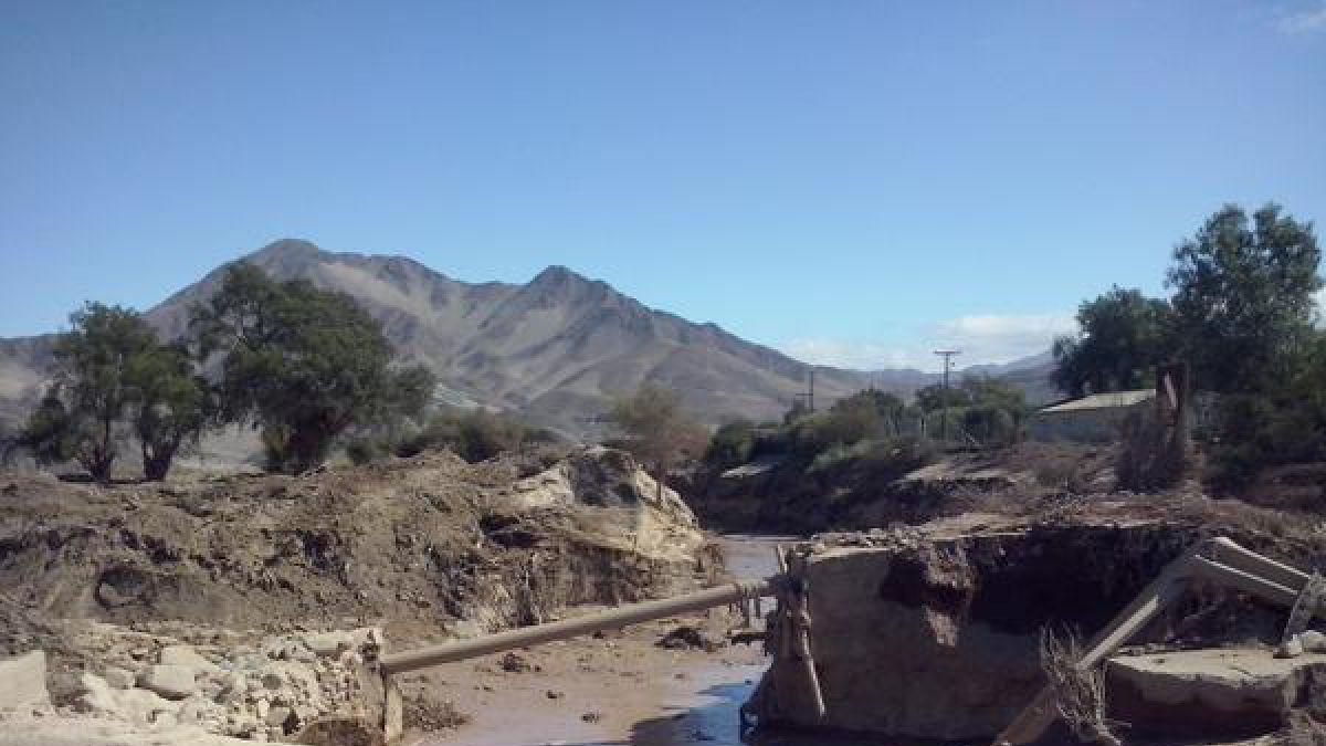 VIDEO YOUTUBE Inondazione Cile: Incredibili immagini del tsunami nel deserto di Atacama
