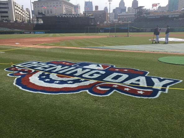 One of the best days of the year! RT @tigers: HAPPY #OpeningDayDET‼️ http://t.co/QJQis884uv