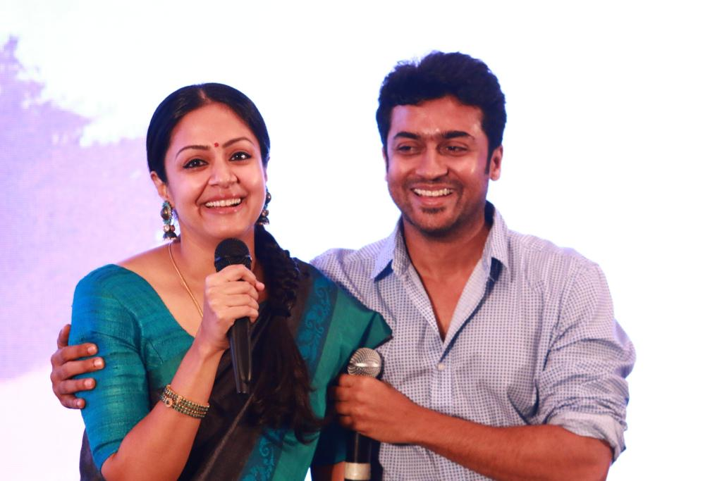 36 Vayadhinile audio launched