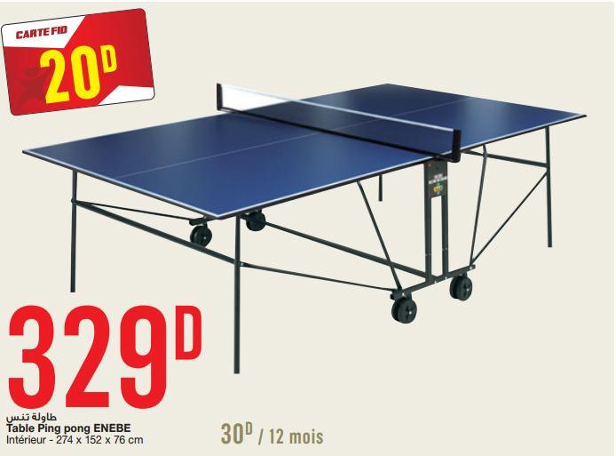 """tunis city - géant on twitter: """"la table de ping pong est à partir"""
