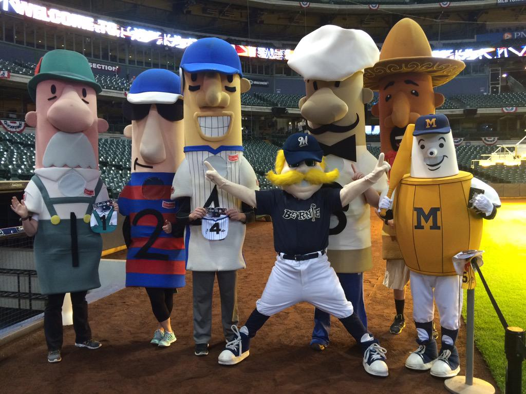 Good morning! Who is ready for the #BrewersOpener?!? http://t.co/vjy6yJirF5