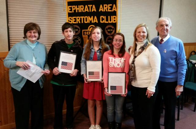 what america means to me essay contest   essay    what america means to me  ephrata area sd on twitter great work  ems students were named