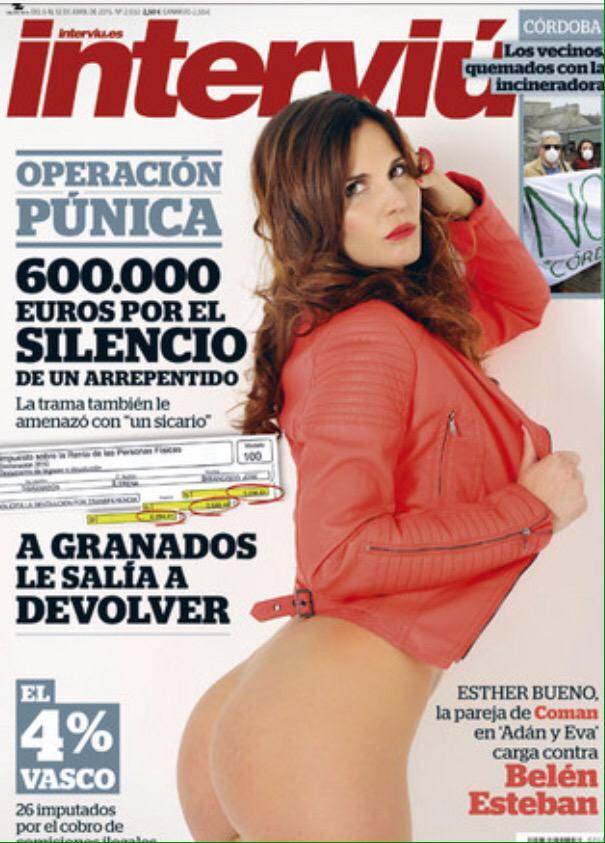 Esther Bueno At Estheradanyeva Twitter