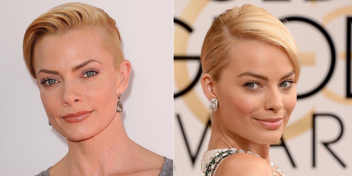 𝕲𝖎𝖓𝖆 On Twitter Imdb Omg Jaime Pressly Margot Robbie Look