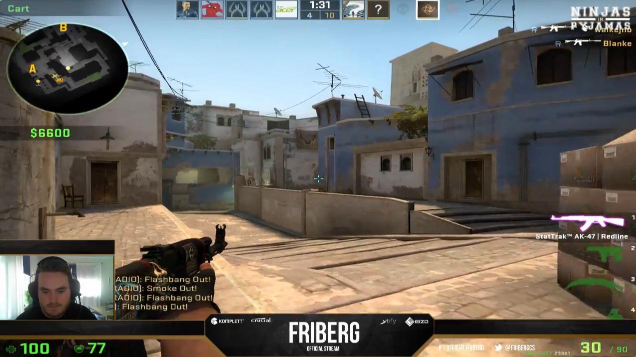 friberg stream