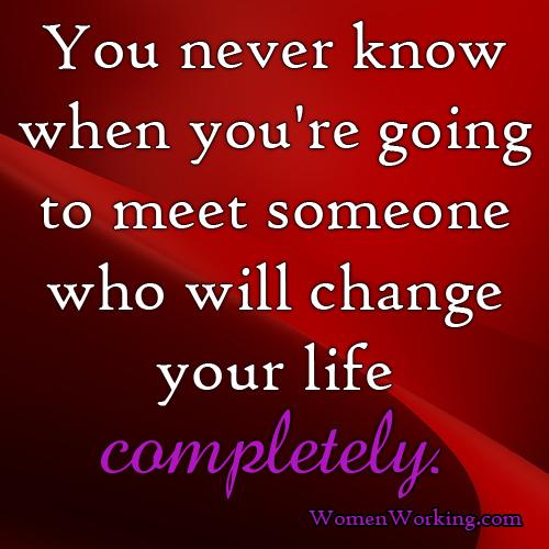 Will i meet someone
