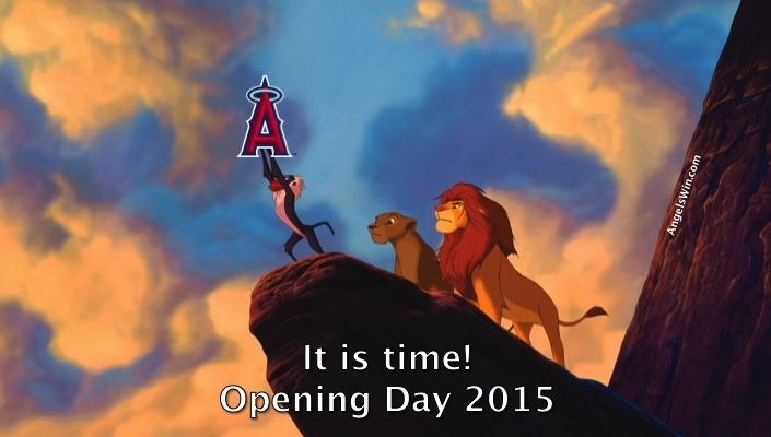 Happy Opening Day 2015!!! Let's do this!!!  @Angels #MLBOpeningNight @MLB http://t.co/pep5M506C2
