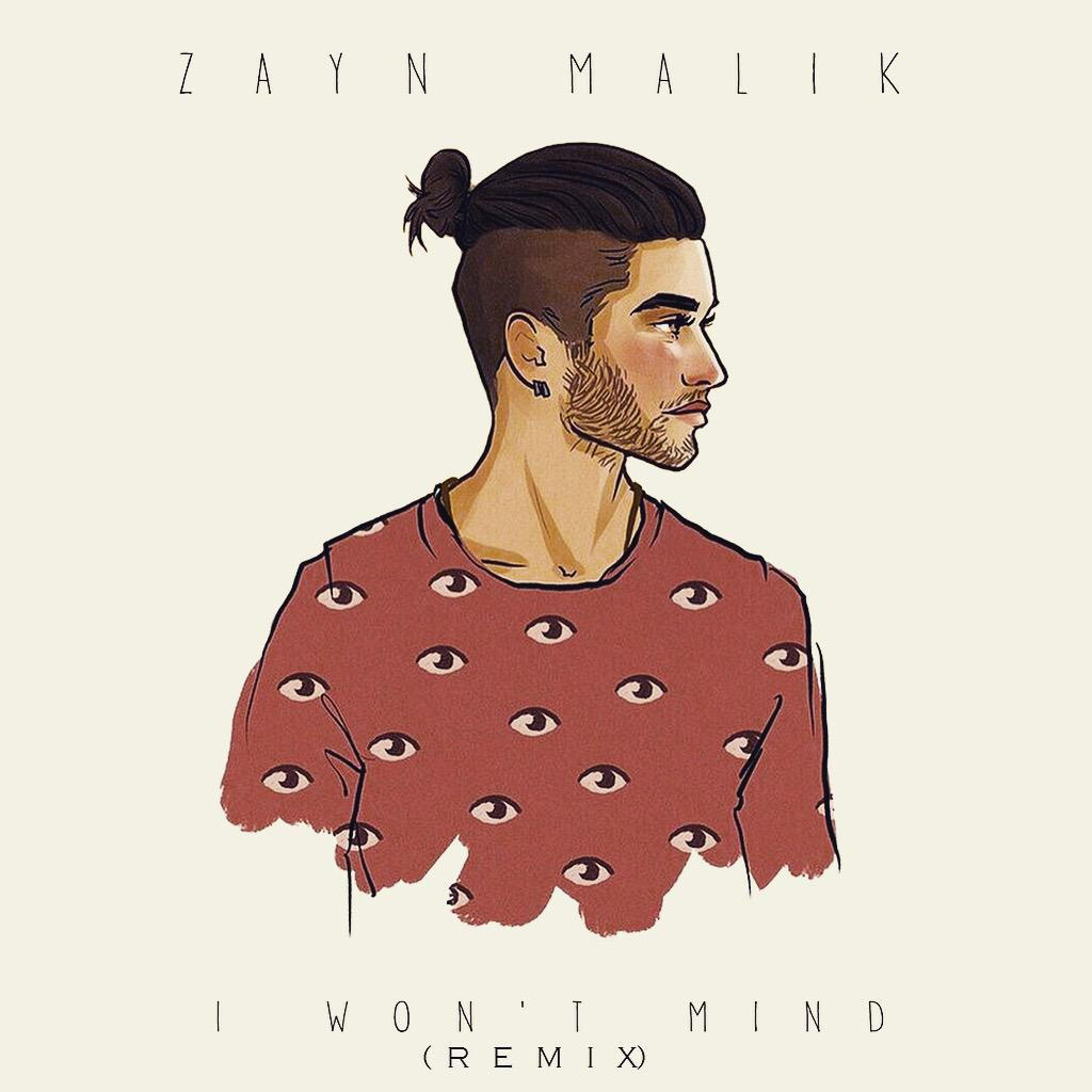 "EMINIK on Twitter: ""Zayn Malik - ""I Won't Mind"" (Remix) https://t.co ..."