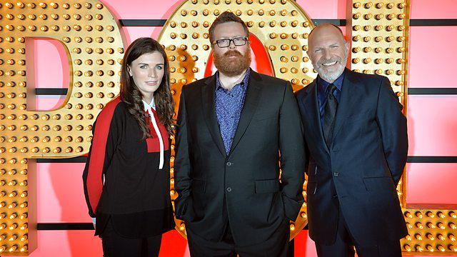 RT @OpenMike_TV: Live at the Apollo tonight at 11 on @BBCOne! The one with the brilliant @frankieboyle @TheSimonEvans and @WeeMissBea http:…