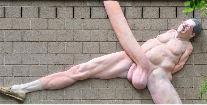 Grosser Penis