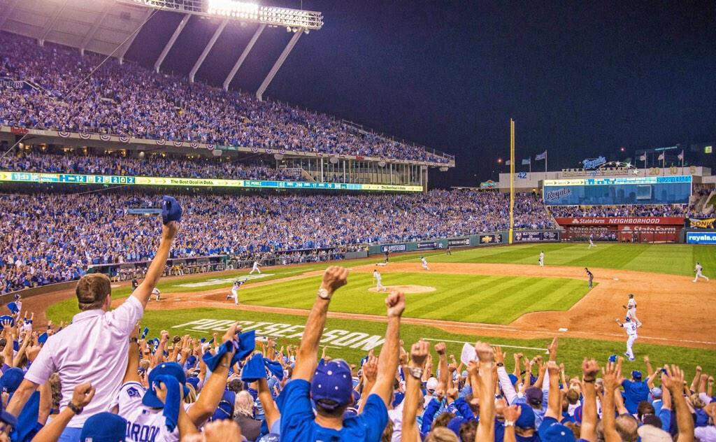 kansas city royals gates open