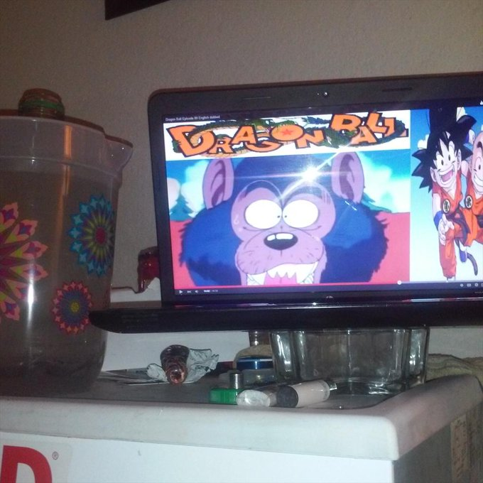 I think I have a real addiction here ┐( ̄ヮ ̄)┌ #dragonball #addicted #donttellmehowtolivemylife http://t