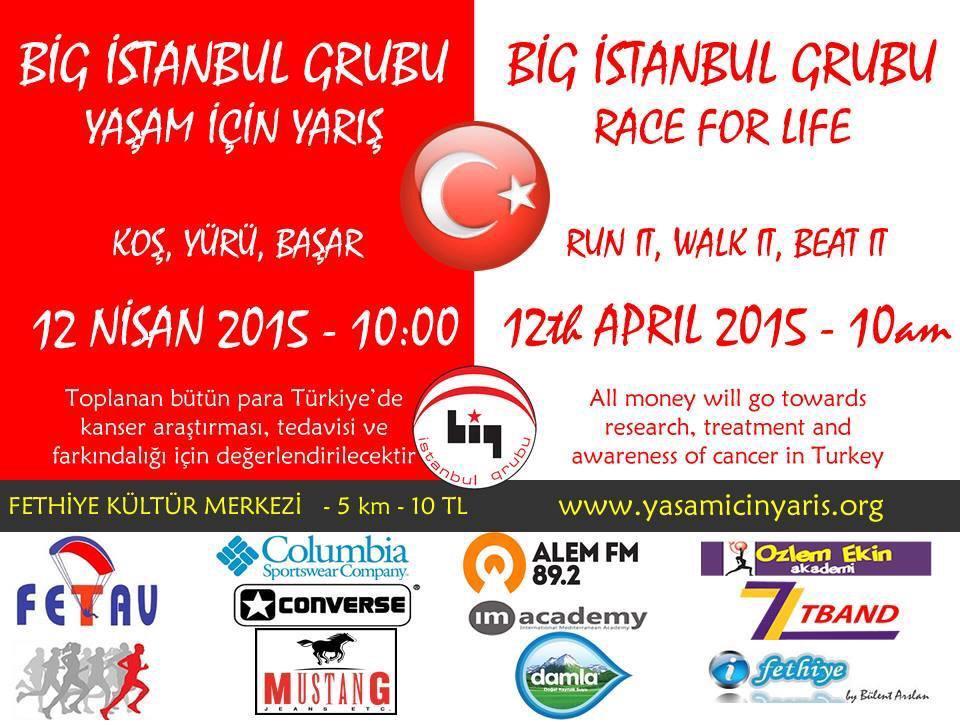 Race For Life Turkey (@rflturkey) | Twitter