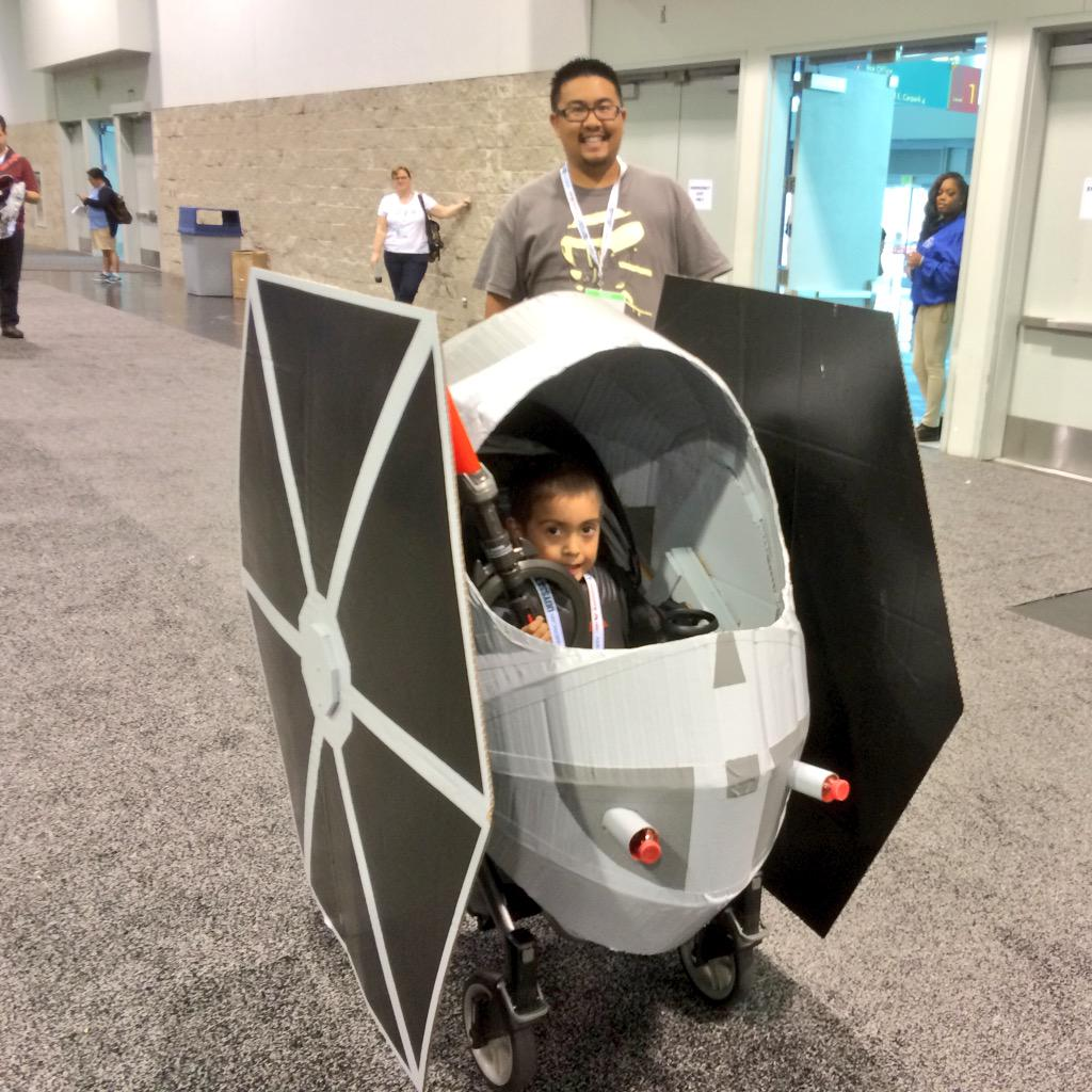 wayward nerd on twitter the best way for babies to roll wondercon