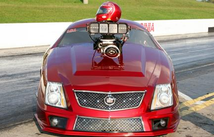 Former Ice Capades skater @DPariseRacing to debut @Cadillac Pro Mod @IHRA #NitroJam Bradenton: http://t.co/SkRWGTgURS http://t.co/qemOUquCkc