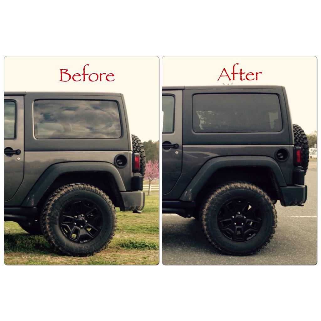 "Jeep Jk Lift Kit Teraflex >> OlllllllO on Twitter: ""Before and after @TeraFlex leveling kit http://t.co/tsFXXgBzl6"""