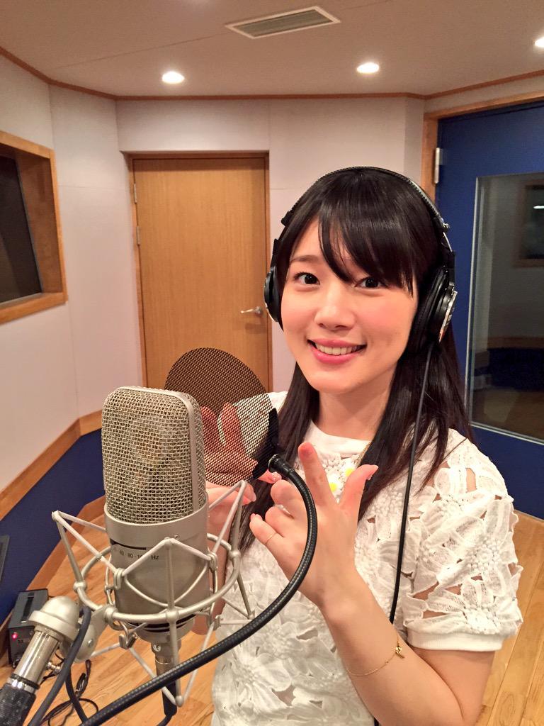 アニサマ2015テーマソングのレコーディングに参加させていただきました!!今から夏が楽しみです!!(スタッフ) pic.twitter.com/wfYlsDr5Im