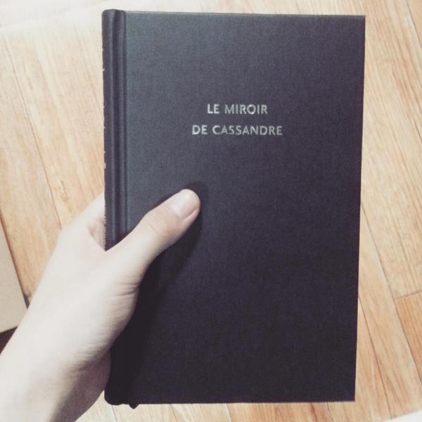 Win winwin pm twitter for Bernard werber le miroir de cassandre