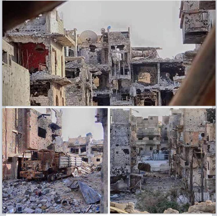We don't want Tripoli demolished like Benghazi, #KeepYourBloodyHandsOffTripoli   #لا_لحفتر_ لا_لتدمير_عاصمتنا http://t.co/fu5AH8W8qE