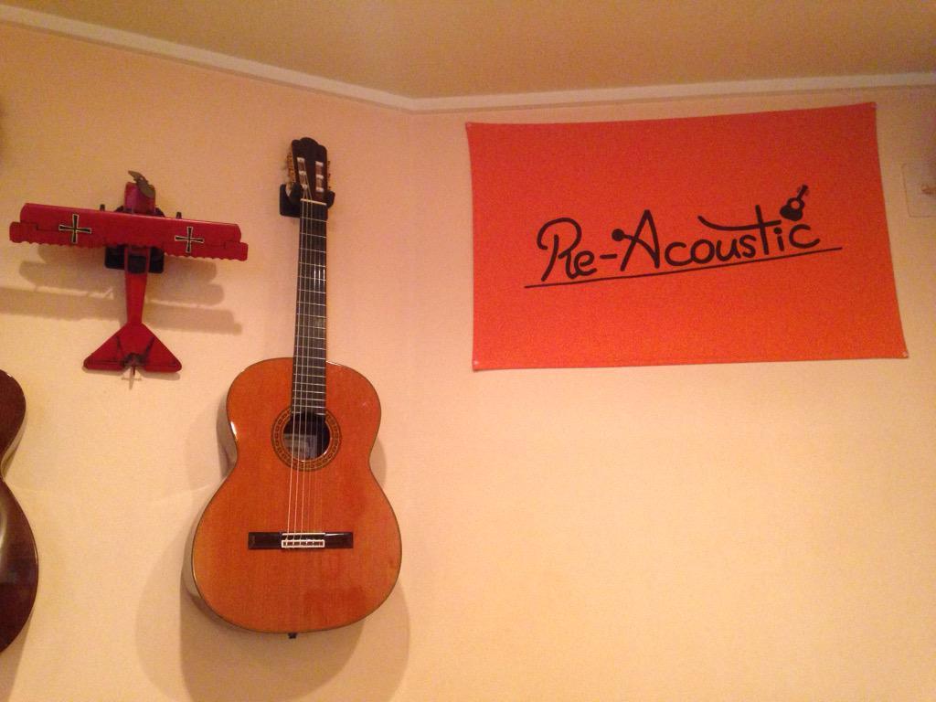 緊急告知!!  4月から、  Re-Acousticの、  店長を、  やらしてもらいます(笑)  本気です(笑)  4月は、夜6時からお客様帰るまでの営業となります!  5月連休明けからは昼間も営業♫  毎日お待ちしております♫ http://t.co/0PfbSkPPMl