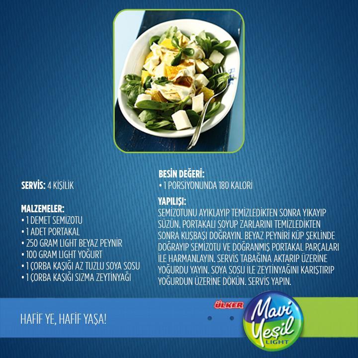 Bu akşamı hafif bir bahar salatasıyla geçirmeye ne dersin? http://t.co/QBQDoXdchL