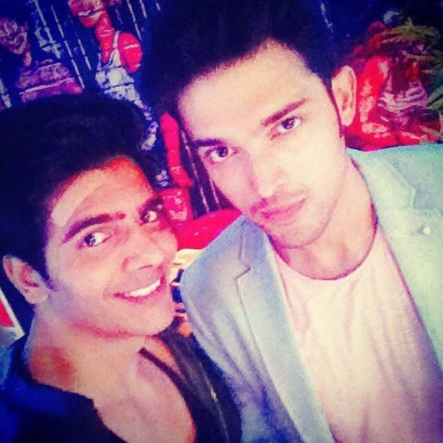 Parth samthaan fc on twitter quot posted by kabeer on instagram