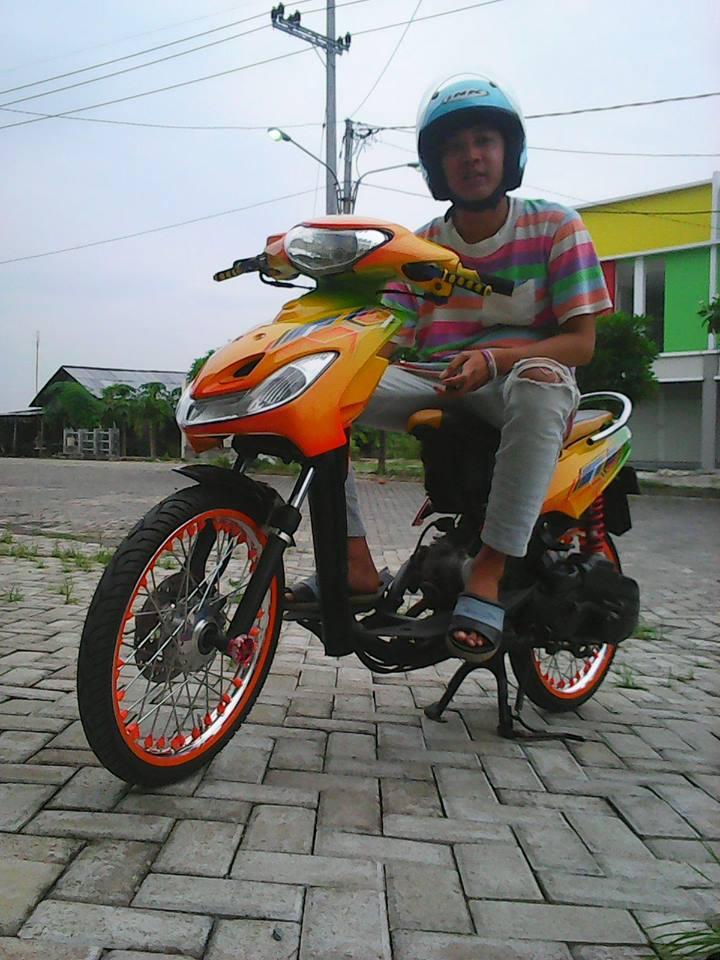 kumpulan modifikasi mio street racing