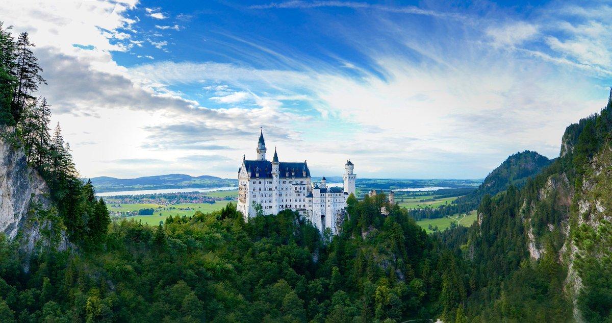 Visitare i castelli.