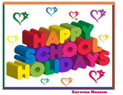 Image result for happy school holidays