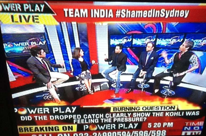 #ShameOnTimesNow RT @jhunjhunwala: 6 weeks of national duty, pain,toil & injury. This is the garbage Times Now runs: http://t.co/VUu69G9cOi