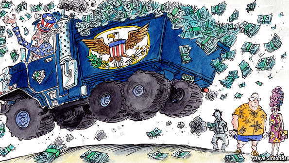 """The Economist on Twitter: """"America's government wastes a heck of a lot of  money http://t.co/V9sFd1WzYv http://t.co/jDmNsydwmH"""""""