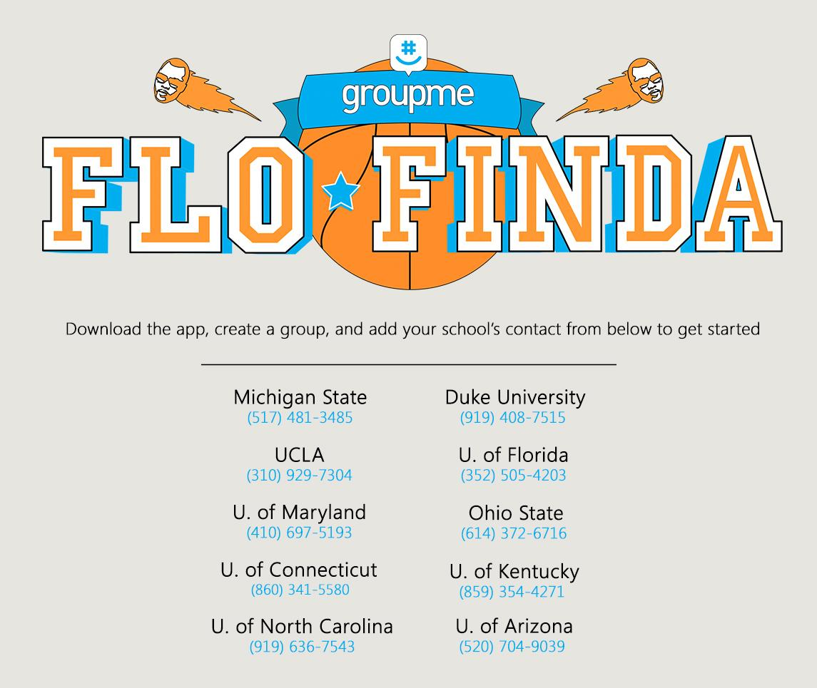 Take the challenge for the chance to win a Flo Rida concert for your school #flofinda http://t.co/GQbnyNP6Yl http://t.co/yH88Jyeo0O