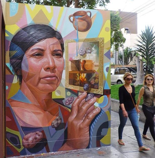 Street Art On Twitter Street Art By Artist Daniel Cortez Aka